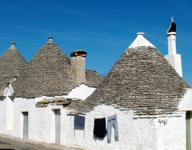 Alberobello in tour